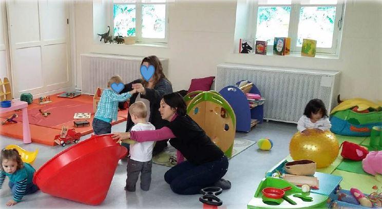 Lieu d'Accueil Enfants -Parents «Baby bulles»  à Saint Clair sur Epte