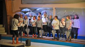 La chorale de Saint Gervais
