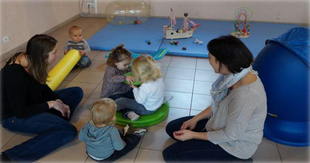 Lieu d'Accueil Enfants -Parents « Douces'heures »  à Amenucourt