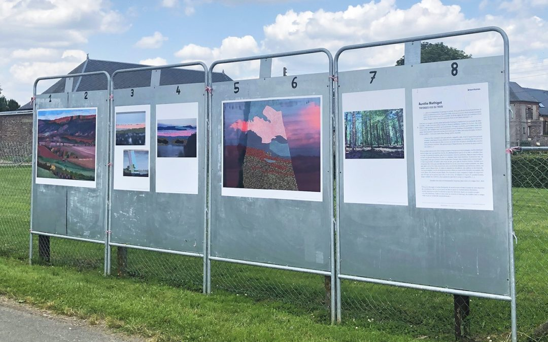 Rentrée : L'art contemporain s'affiche dans les campagnes