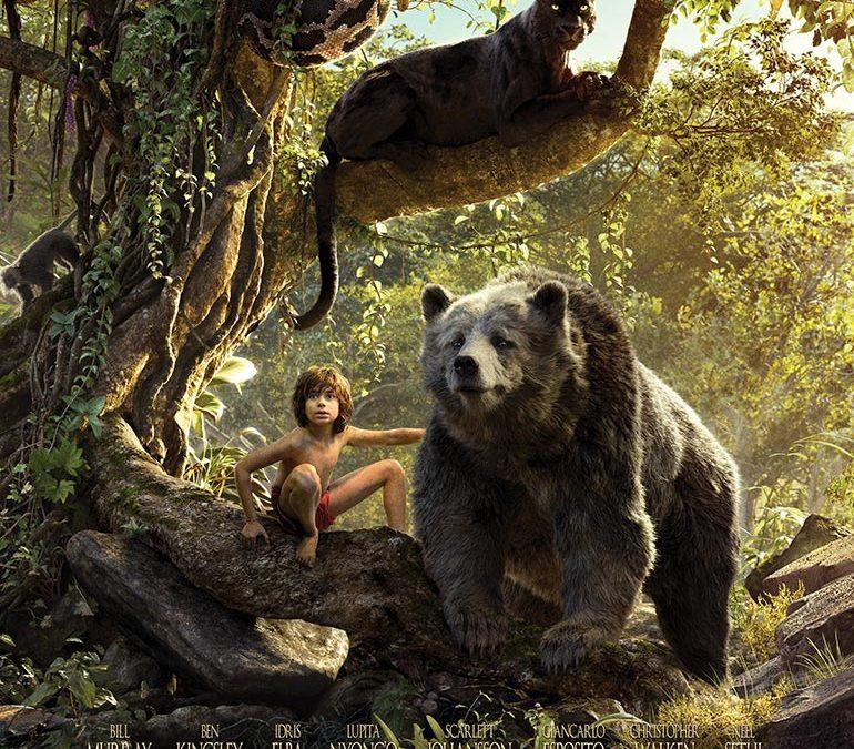 Samedi 11 septembre : Le livre de la jungle, cinéma en plein air.